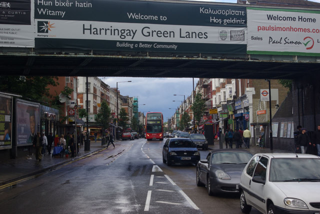 Welcome to Harringay Green Lanes