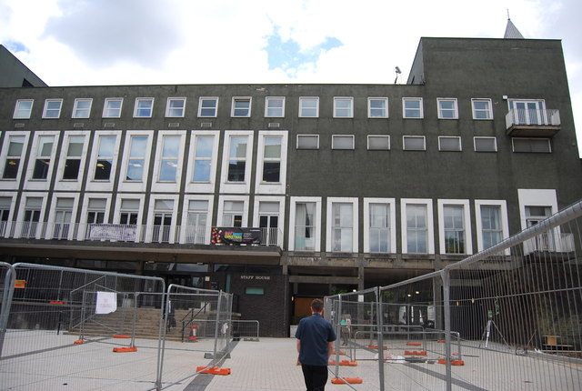University of Birmingham - Staff House