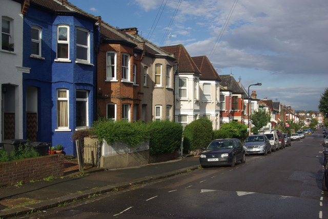 Umfreville Road, Harringay