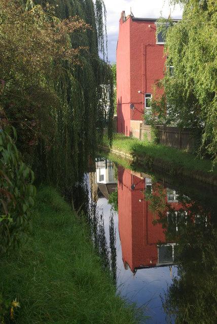 New River, Harringay