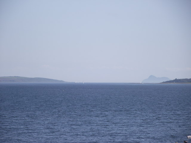 Kyles of Bute from Tighnabruach