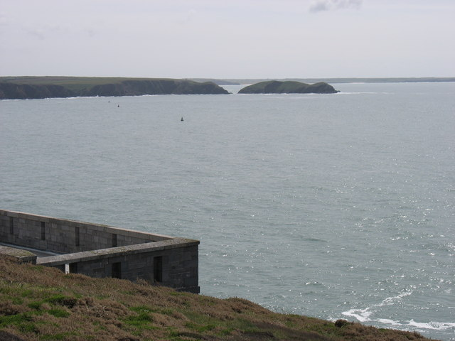 At West Blockhouse Point