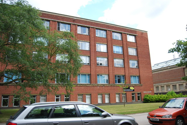 University of Birmingham - Watson Building