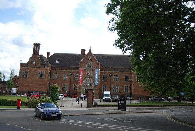 University of Birmingham - Guild of Students