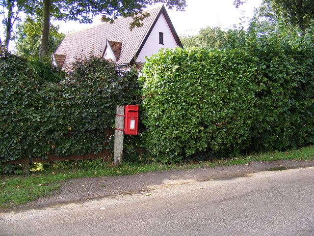 The Station Postbox