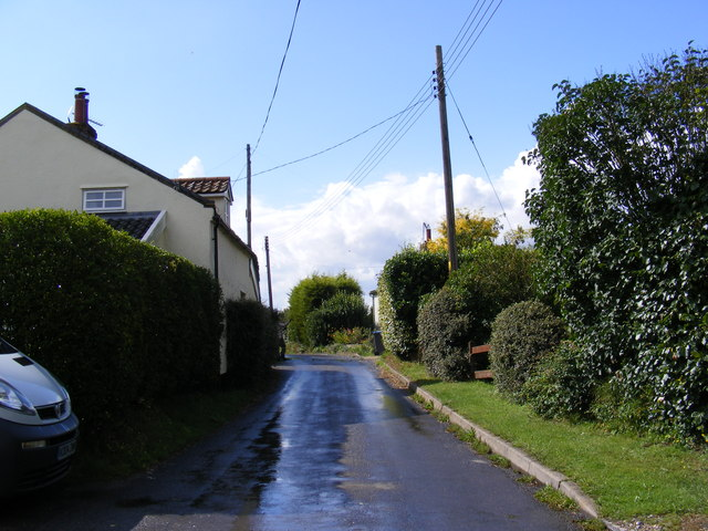 Low Road, Wenhaston