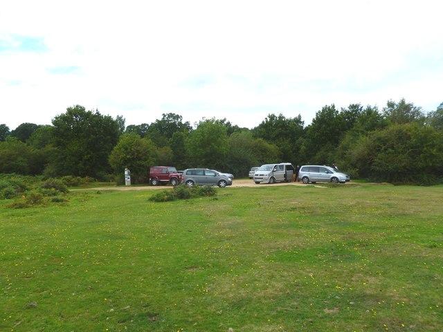 Ogdens Car Park
