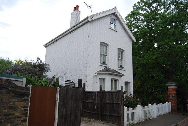 House at Robin Hood Gate, Richmond Park