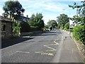NU2415 : North End by Richard Webb