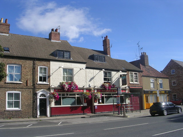 Waggon & Horses - Lawrence Street