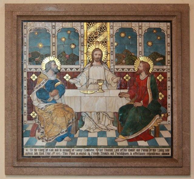 St Giles, Great Hallingbury - Memorial