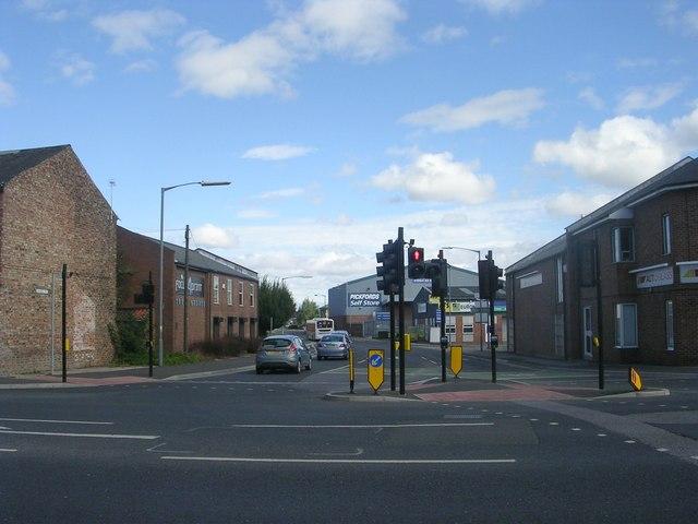 James Street - Lawrence Street