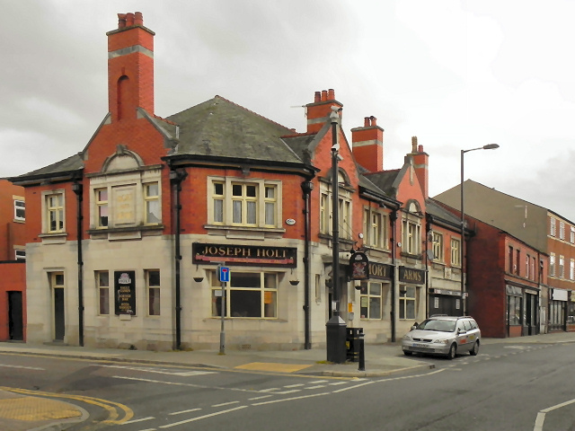 The Mort Arms