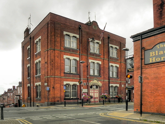 Tyldesley Town Hall