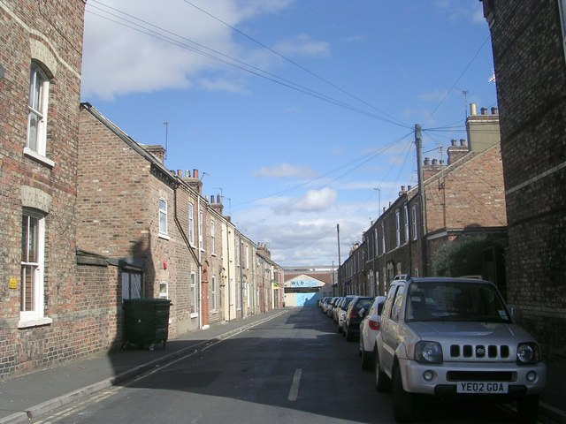Lansdowne Terrace - Lawrence Street
