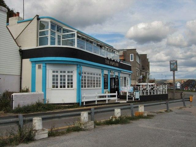 The Hope Inn, Newhaven