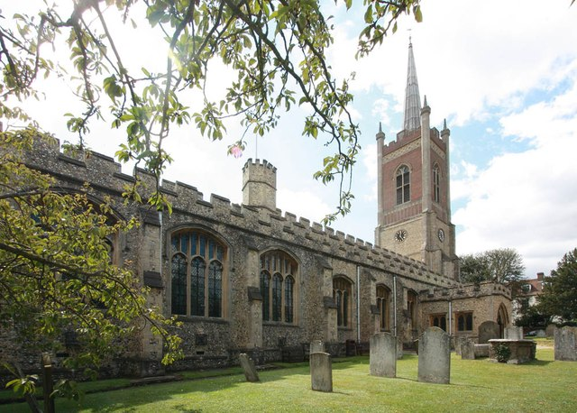 St Michael, Bishops Stortford