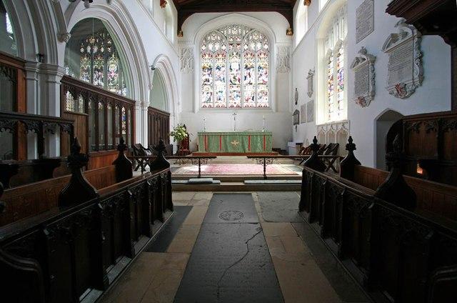 St Michael, Bishops Stortford - Chancel