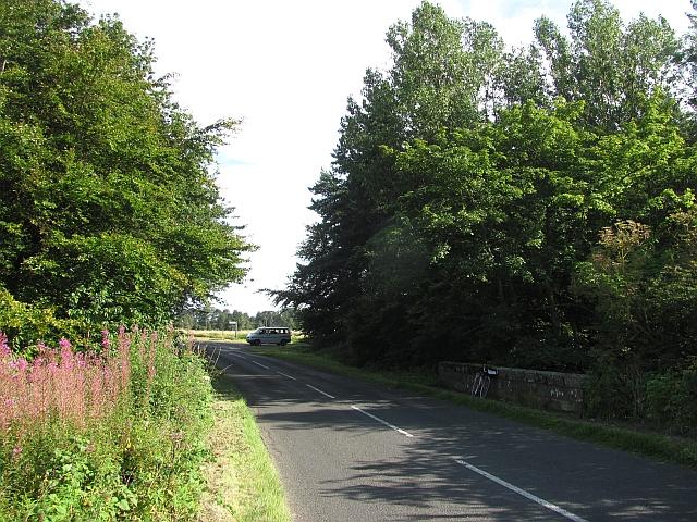 Bridge by Littlemill