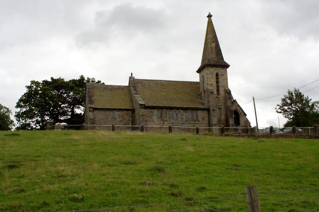 St Andrew's Church, Blubberhouses