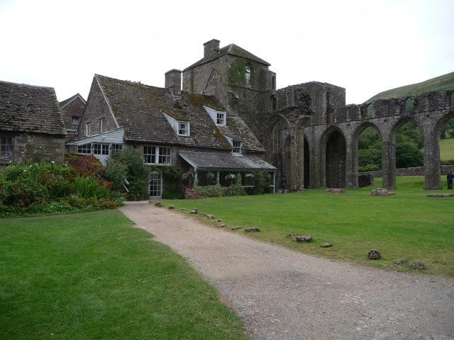 Llanthony Priory Hotel