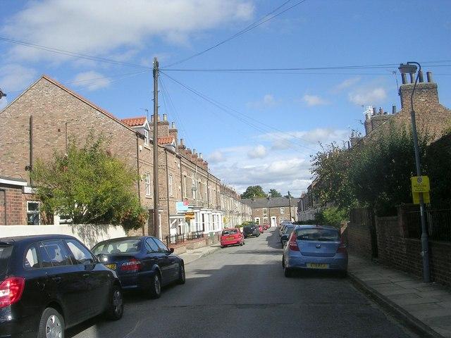 MIlton Street - Lawrence Street