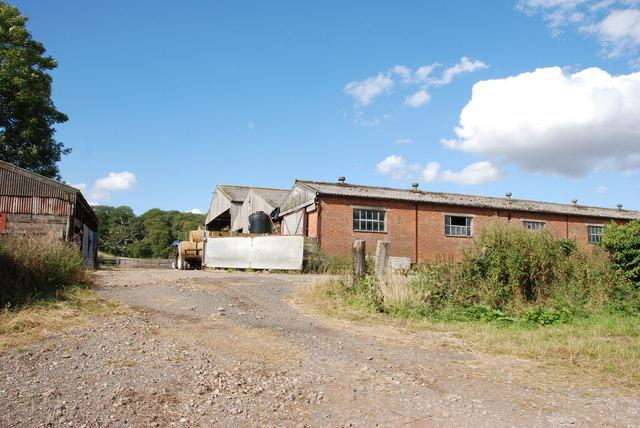 Compton Hall Farm, Heron's Gate Road
