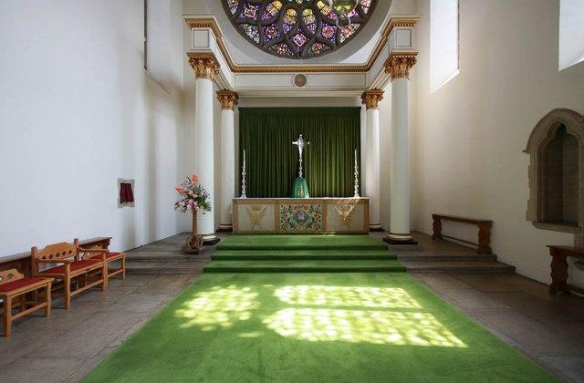 All Saints, Hockerill - Sanctuary