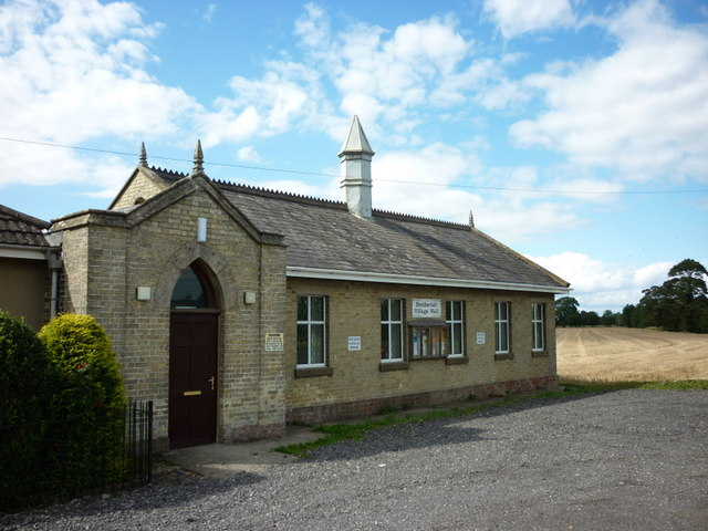 Brothertoft village hall