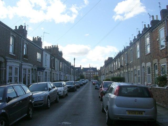 Milton Street - Arthur Street