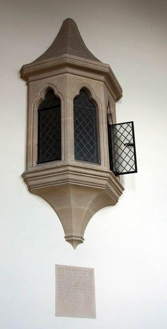 All Saints, Hockerill - Window