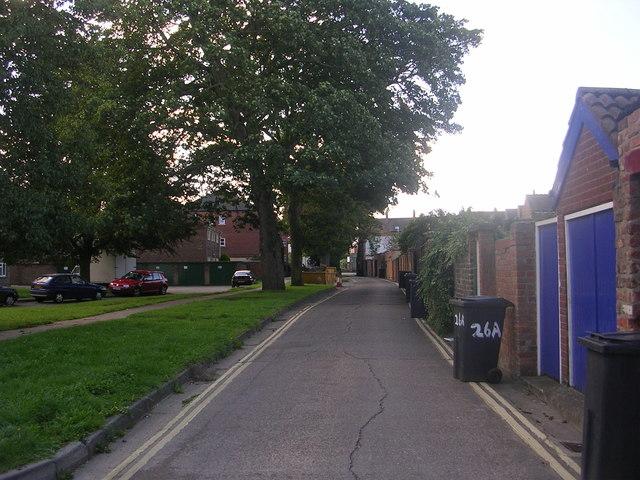 Bull Lane - Arthur Street