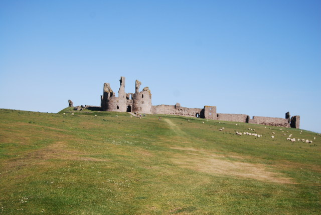 Path to Dunstanburgh Castle