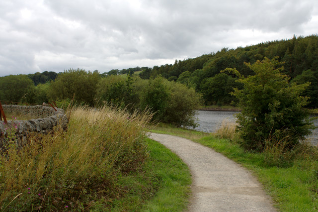 Footpath, Fewston Reservoir