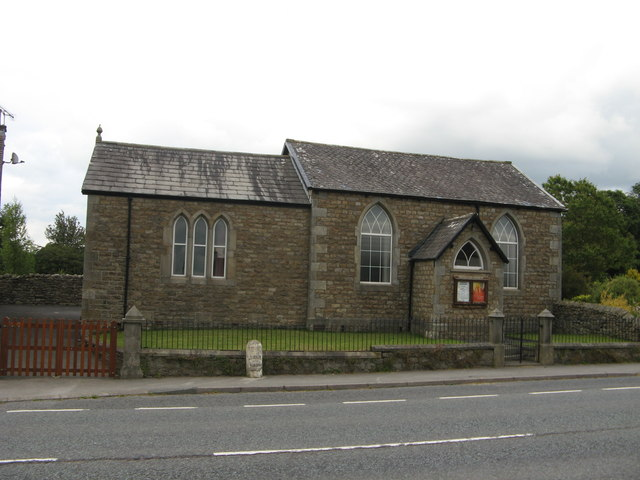 Cowan Bridge Methodist Church