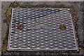J3874 : Henderson access cover, Belfast (1) by Albert Bridge