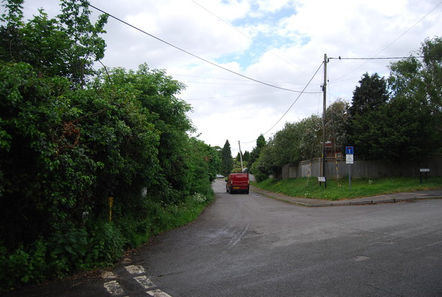 Castle Lane, Bramber