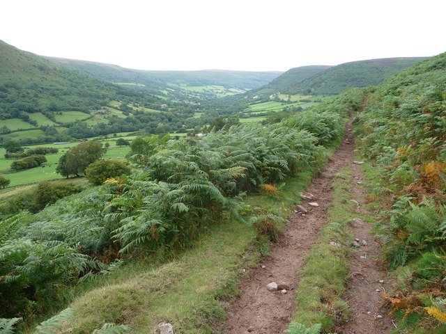 Path in the Vale of Ewyas