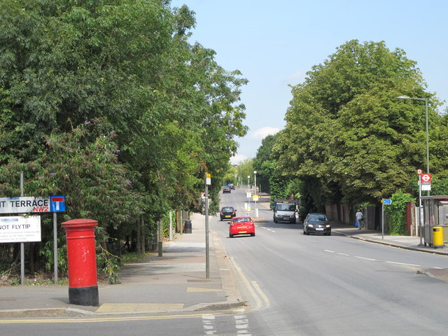Claremont Road / Brent Terrace, NW2