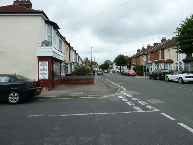 Junction of Vernon and Whitworth Roads