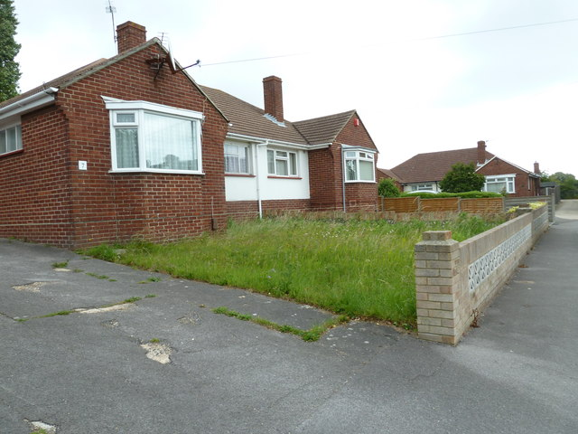 Bungalow in Whitworth Close