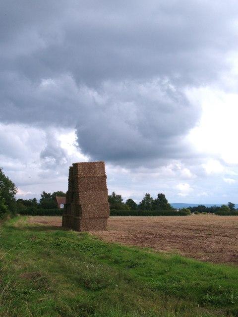 Farmland near Pickhill