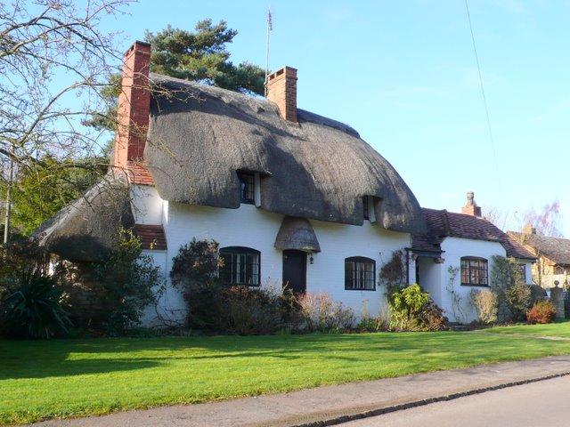 Cottage, Luddington