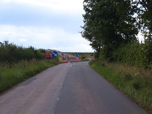 Street Lane, Pickhill