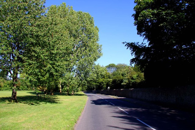Faringdon Road to Watchfield