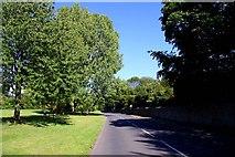 SU2489 : Faringdon Road to Watchfield by Steve Daniels