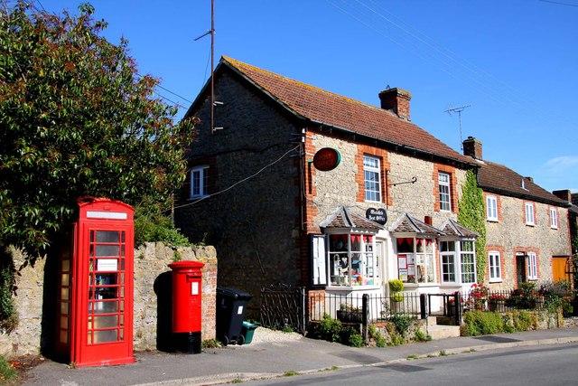 Watchfield Post Office