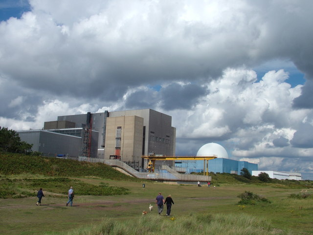 Sizewell A and B power stations