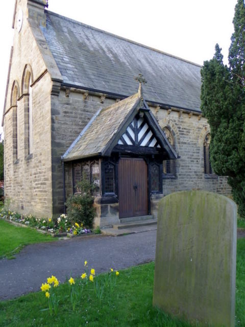 The Church of St Michael's and All Angels