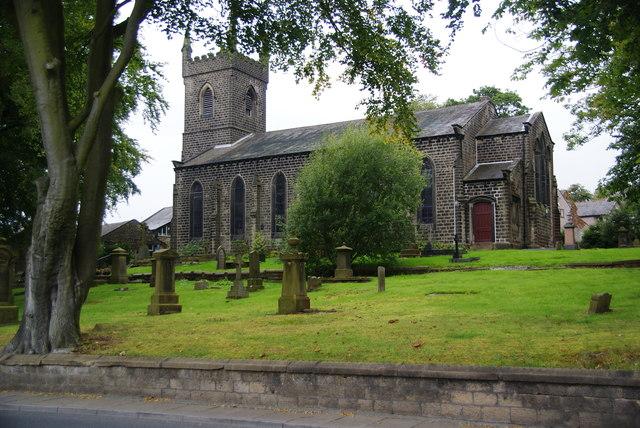 Christ Church, Colne